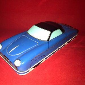 PORSCHE SPEEDSTER CAR METAL BOX